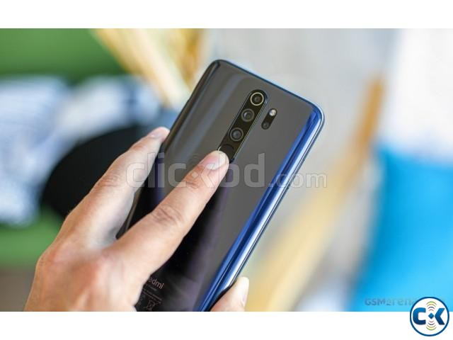 Xiaomi Note 8 Pro 128GB Black Blue White Green 6GB RAM  | ClickBD large image 1