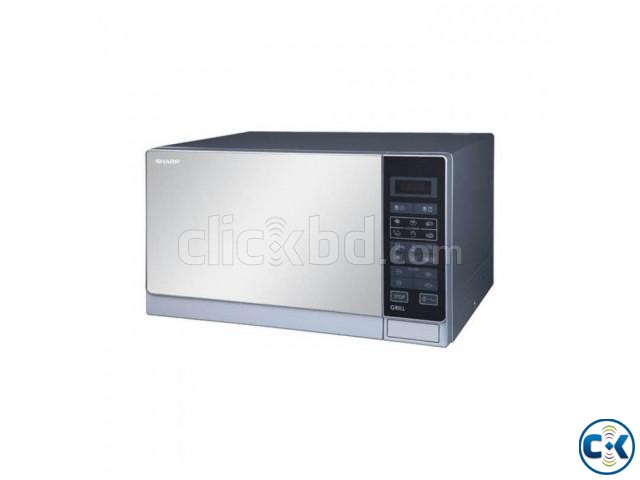 Sharp R-75MT S Microwave 25.l Grill in Oven Price in BD | ClickBD large image 0
