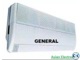 1.5 Ton O General Air Conditioner ASGA18FMTA with warranty