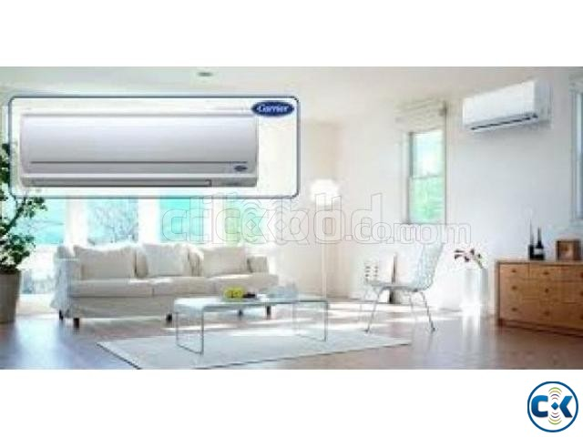 2.0 Ton Carrier AC With Warranty 3 Yrs | ClickBD large image 0