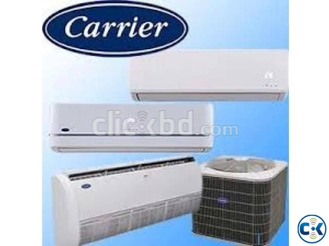 2.0 Ton Carrier AC With Warranty 3 Yrs | ClickBD large image 1