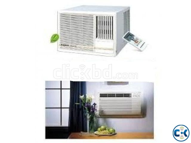 AXGT18AATH general window type 1.5 ton air conditioner | ClickBD large image 0