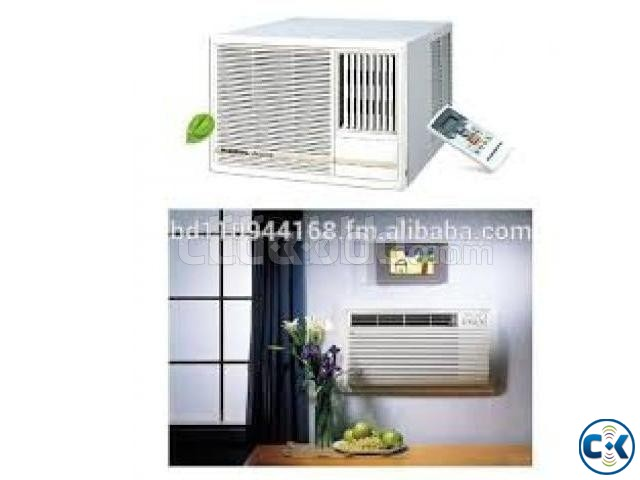 AXGT18AATH general window type 1.5 ton air conditioner | ClickBD large image 1