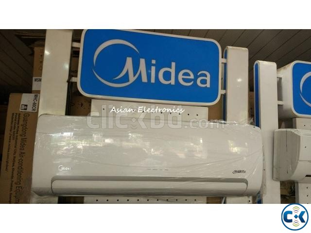 Discount Midea Inverter Hot cool 1.0 Ton ac 3yrs warranty | ClickBD large image 0