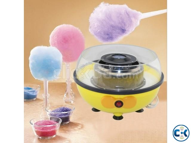 Sweet Cotton Candy Maker Electric Sugar Floss Maker | ClickBD large image 0