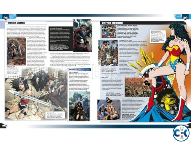 DC Comics Encyclopedia All-New Edition Collectible Item  | ClickBD large image 1