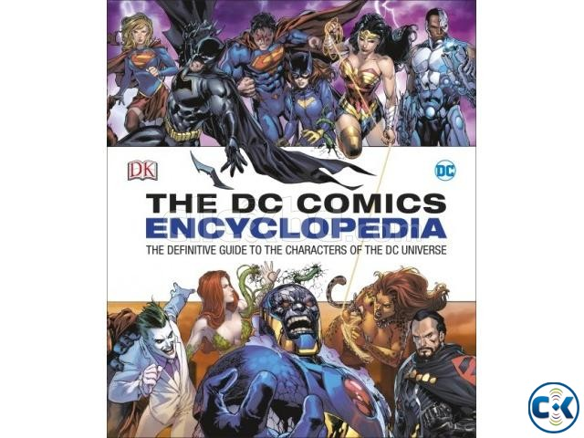 DC Comics Encyclopedia All-New Edition Collectible Item  | ClickBD large image 4