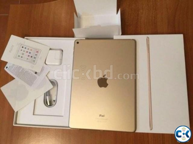 iPad Air 2 64GB USA Brand New with Full Box | ClickBD large image 0