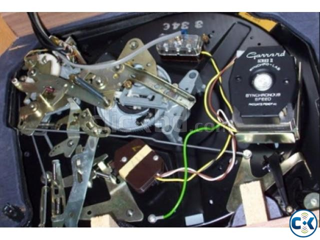 Record Player Turntable Repair and Refurbish service | ClickBD large image 0