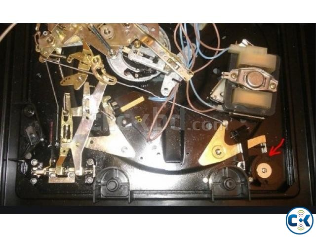 Record Player Turntable Repair and Refurbish service | ClickBD large image 2