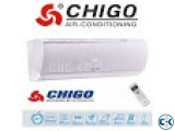 CHIGO 1.5 TON AC FJ-18GW Split  3 years service warranty