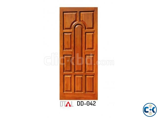 Wooden Door | ClickBD large image 0