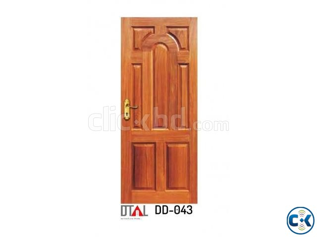 Wooden Door | ClickBD large image 1