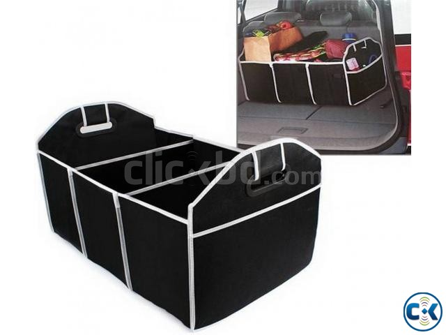 Car Boot Organizer | ClickBD large image 1