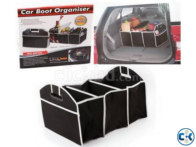 Car Boot Organizer | ClickBD large image 2