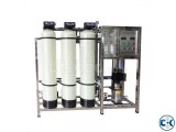 1500gpd RO water plant with pre treatment plant