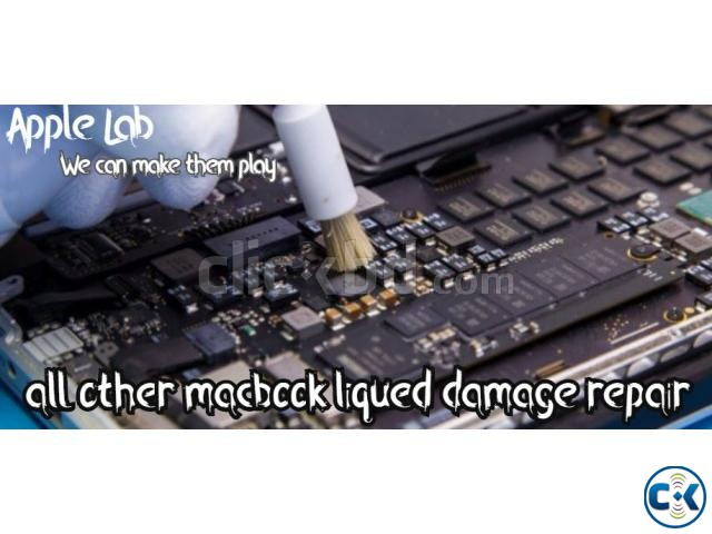 all other macbook liqued damage repair | ClickBD large image 0