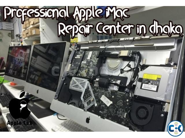 Professional Apple iMac Repair Center in dhaka | ClickBD large image 0