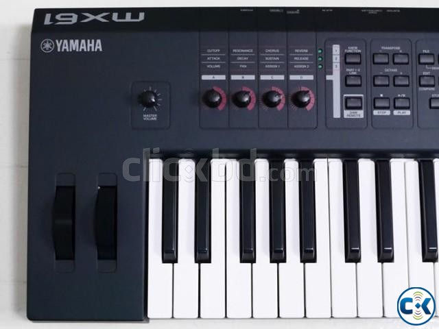 YAMAHA MX-61 Workstation With Cubase Software Brand New  | ClickBD large image 0