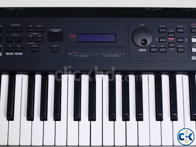 YAMAHA MX-61 Workstation With Cubase Software Brand New  | ClickBD large image 2
