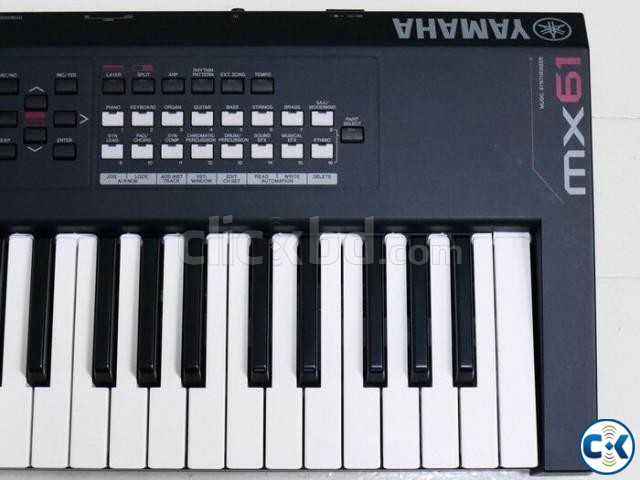 YAMAHA MX-61 Workstation With Cubase Software Brand New  | ClickBD large image 3