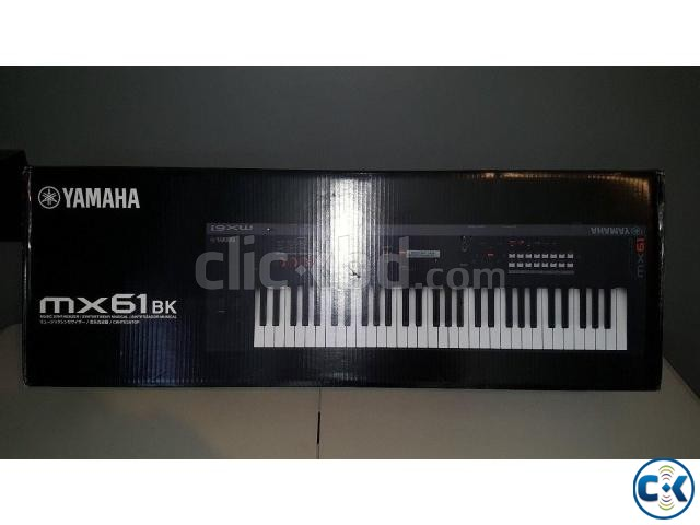 YAMAHA MX-61 Workstation With Cubase Software Brand New  | ClickBD large image 4