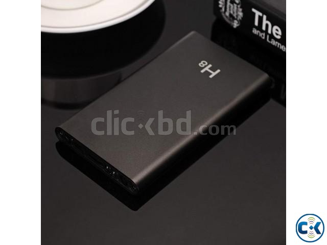 Spy camera powerbank H8 wifi full hd 1080p | ClickBD large image 1