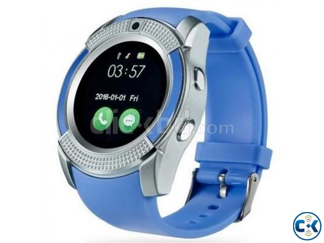 LEMFO V8 smart Mobile Watch | ClickBD large image 0