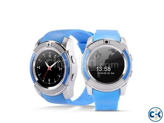 LEMFO V8 smart Mobile Watch | ClickBD large image 1