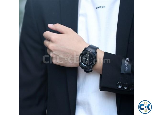 LEMFO V8 smart Mobile Watch | ClickBD large image 4