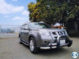 NISSAN X-TRAIL 4WD GREY 2011