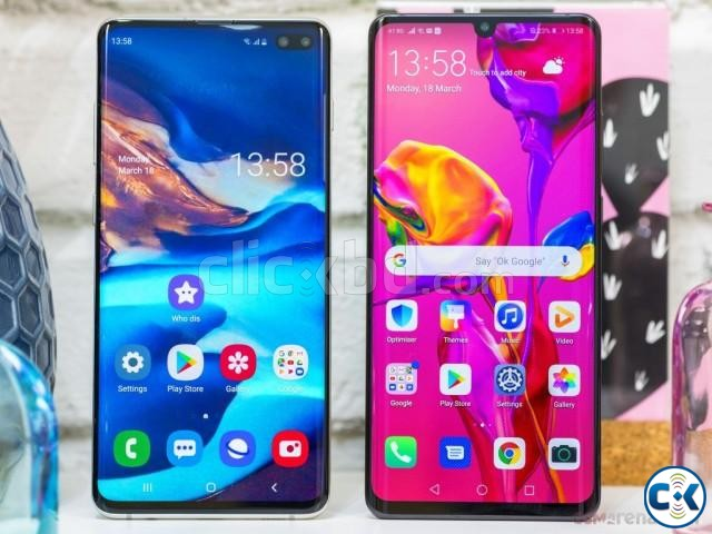 Huawei P30 Pro Crystal Blue 256GB 8GB RAM  | ClickBD large image 3