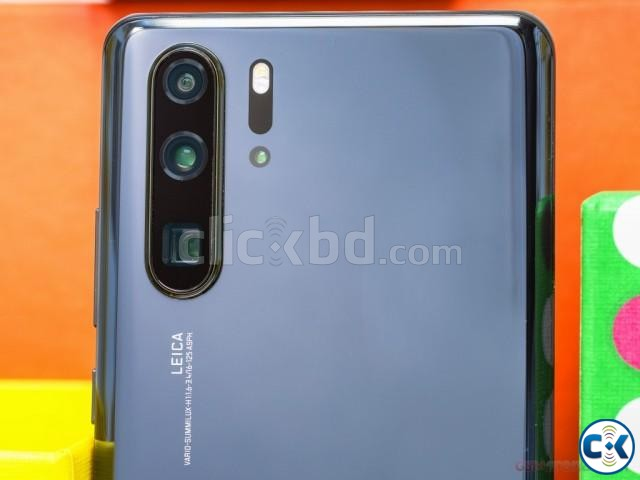 Huawei P30 Pro Crystal Blue 256GB 8GB RAM  | ClickBD large image 4
