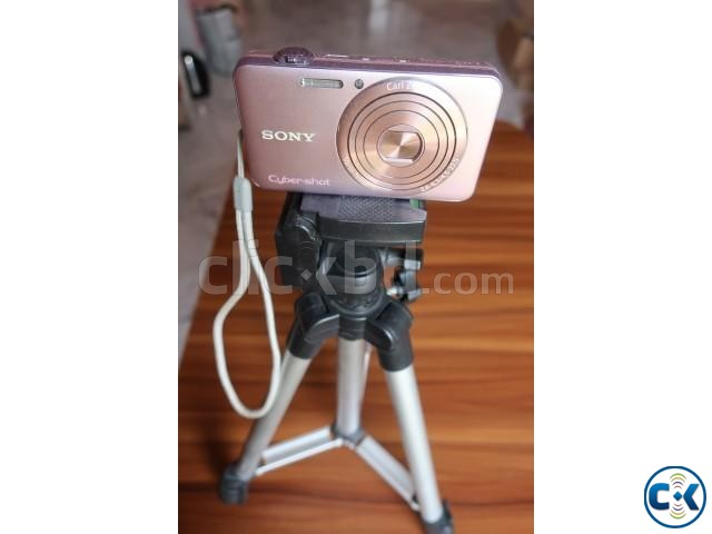 Sony Camera with 2 tripod and Boya microphone | ClickBD large image 0