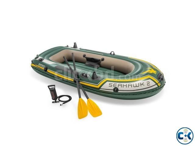 Seahawk 2 Inflatable Air Boat 2 Person 240Kg  | ClickBD large image 0