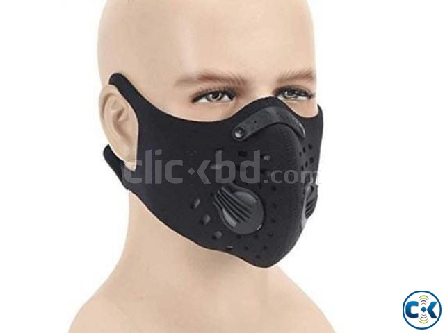 High quality mask for real bikers | ClickBD large image 0