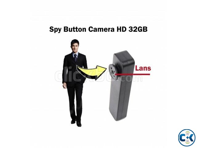 Spy camera Button 32gb builtin | ClickBD large image 4