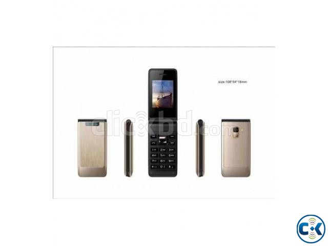 ICON i89 Folding Phone Dual Sim | ClickBD large image 0
