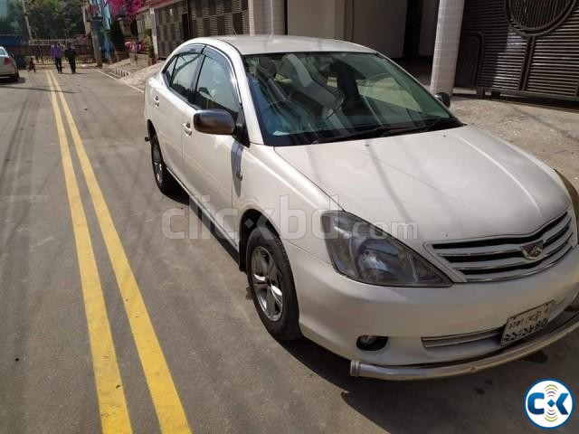 Toyota Allion 2004 pearl | ClickBD large image 1
