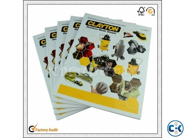 catalogue printing china | ClickBD large image 0