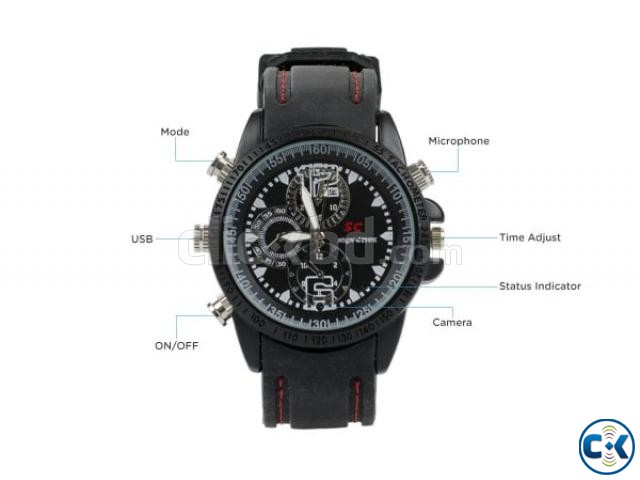 spy camera watch | ClickBD large image 3