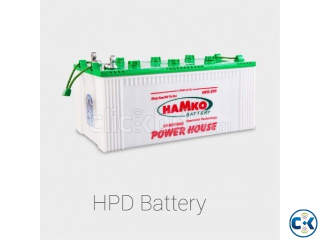 HAMKO BATTERY HPD-130 FOR IPS UPS | ClickBD large image 0