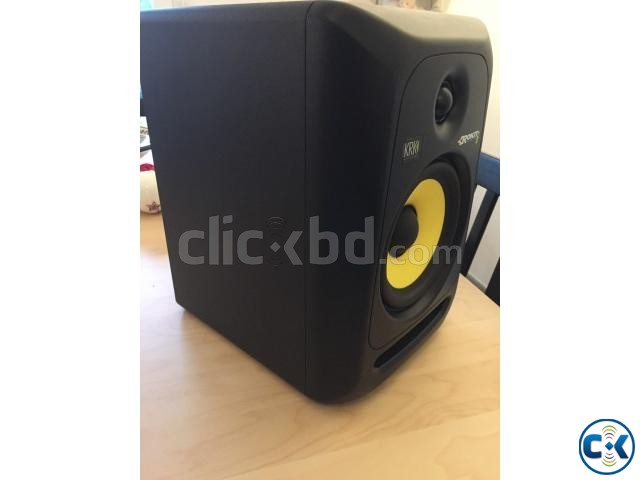 KRK Rokit 6 G3 50W 6 Powered Studio Monitor Almost New  | ClickBD large image 3