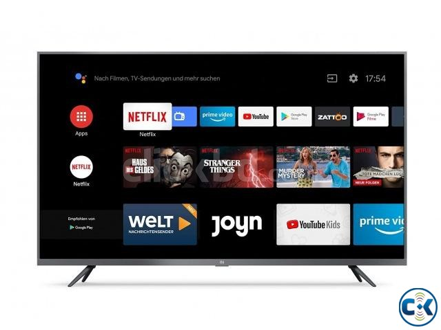 Mi TV 4S 55 inch 4K HD Screen - Global Version | ClickBD large image 0