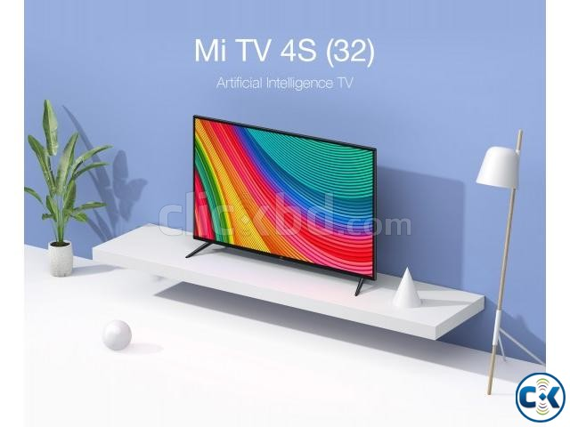 Mi TV 4S 32 inch 4K HD Screen - Global Version | ClickBD large image 3