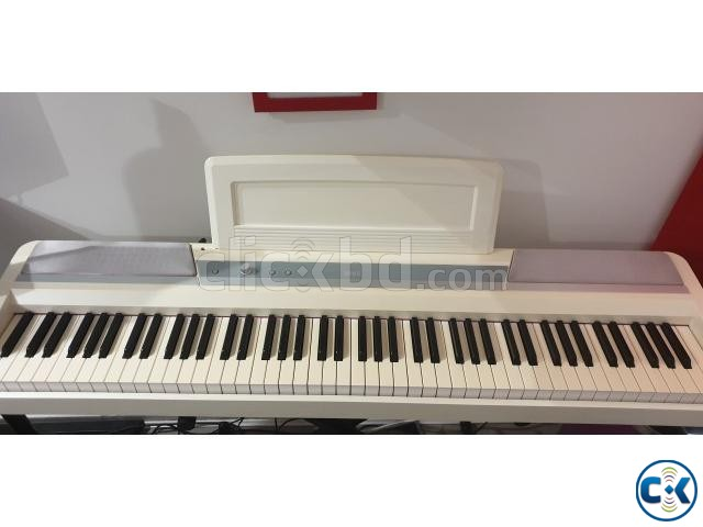 KORG SP-170 Digital Piano with Wooden Stand Almost New  | ClickBD large image 0