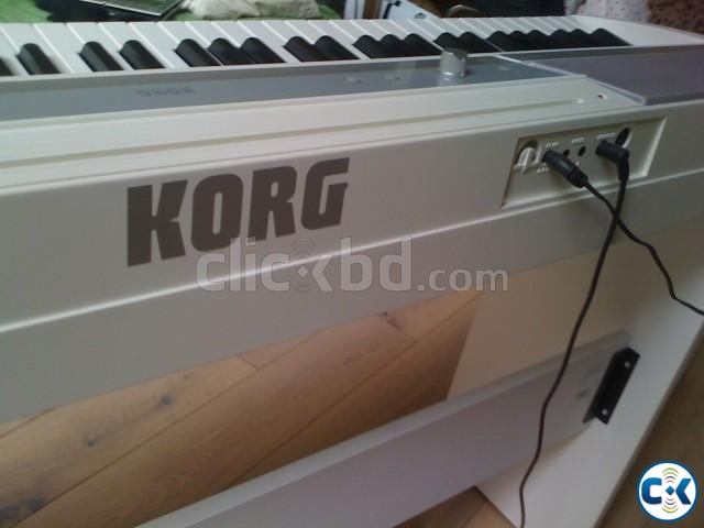 KORG SP-170 Digital Piano with Wooden Stand Almost New  | ClickBD large image 4