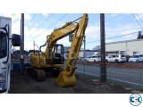Caterpillar 4.5 category Excavator from Japan is for urgent