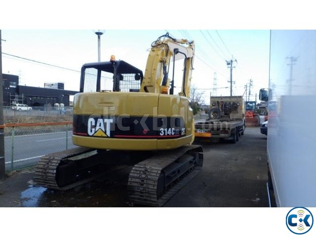 Caterpillar 4.5 category Excavator from Japan is for urgent | ClickBD large image 1