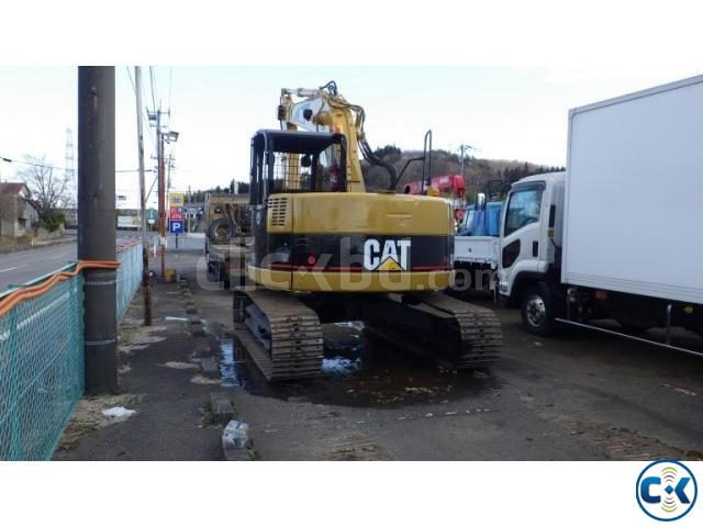 Caterpillar 4.5 category Excavator from Japan is for urgent | ClickBD large image 2